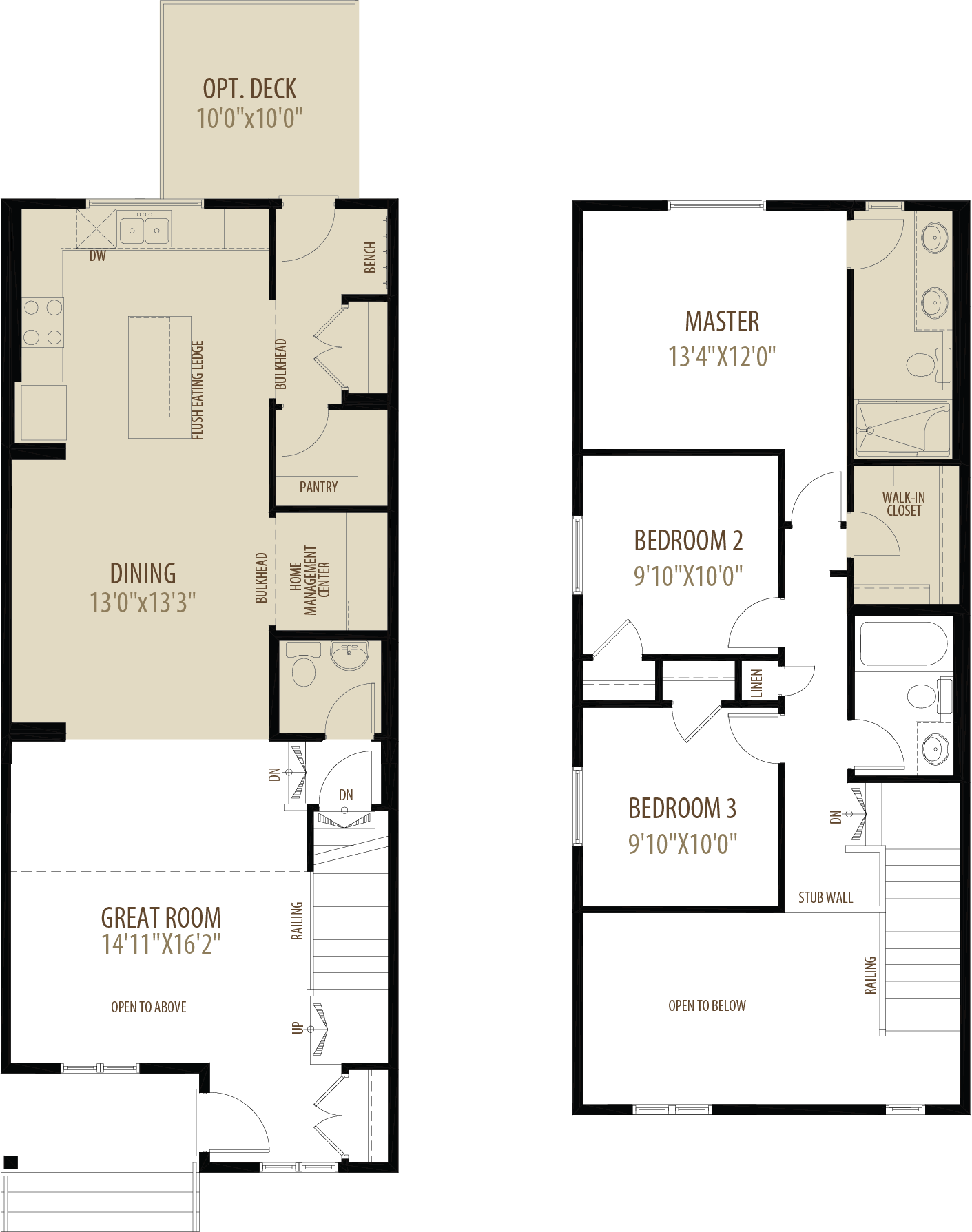 111 Wolf Creek Manor SE Floorplan