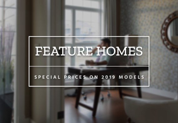 Feature Homes Preview
