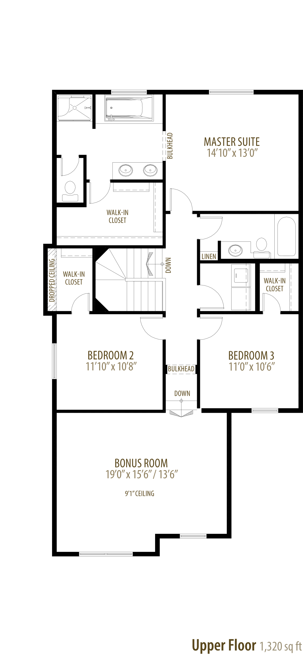 2356 Cassidy Way SW Floorplan