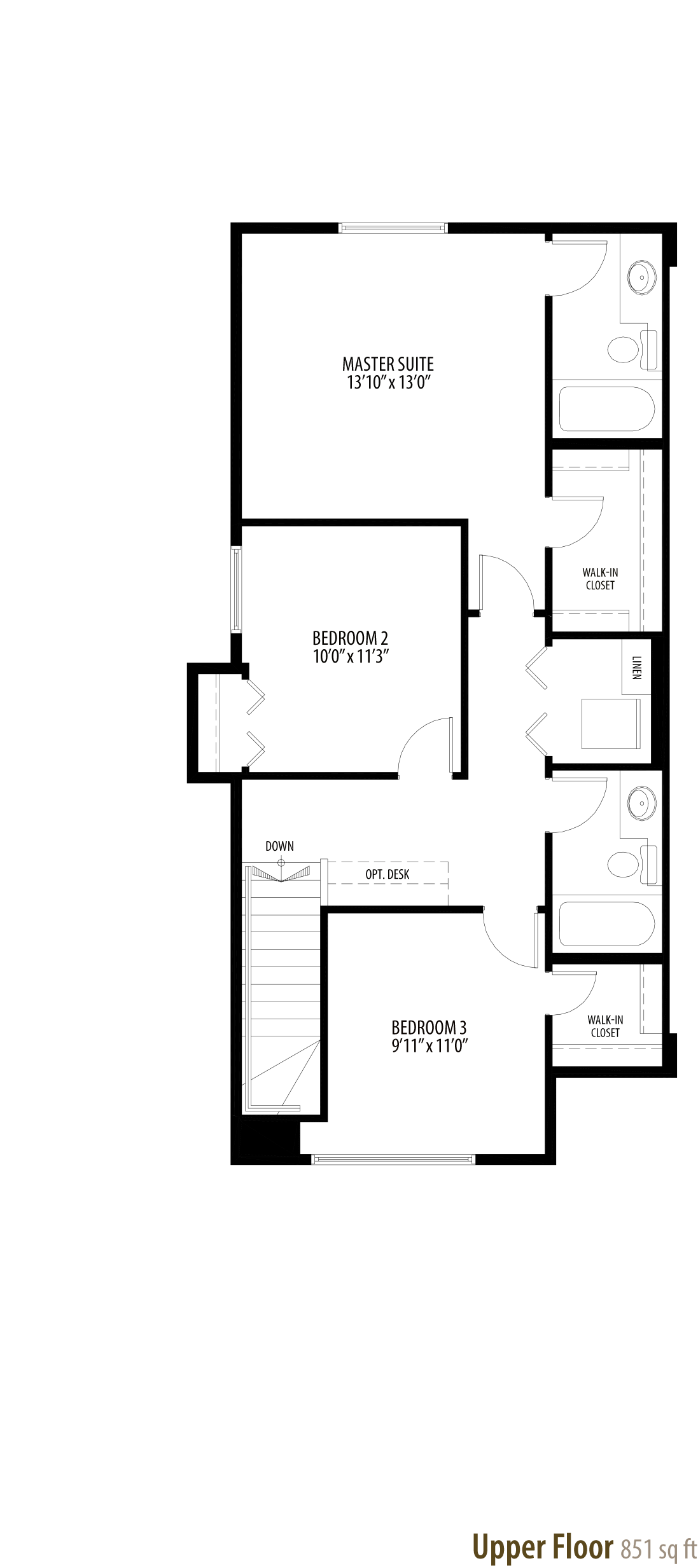 5134 - 20 Ave SW Floorplan