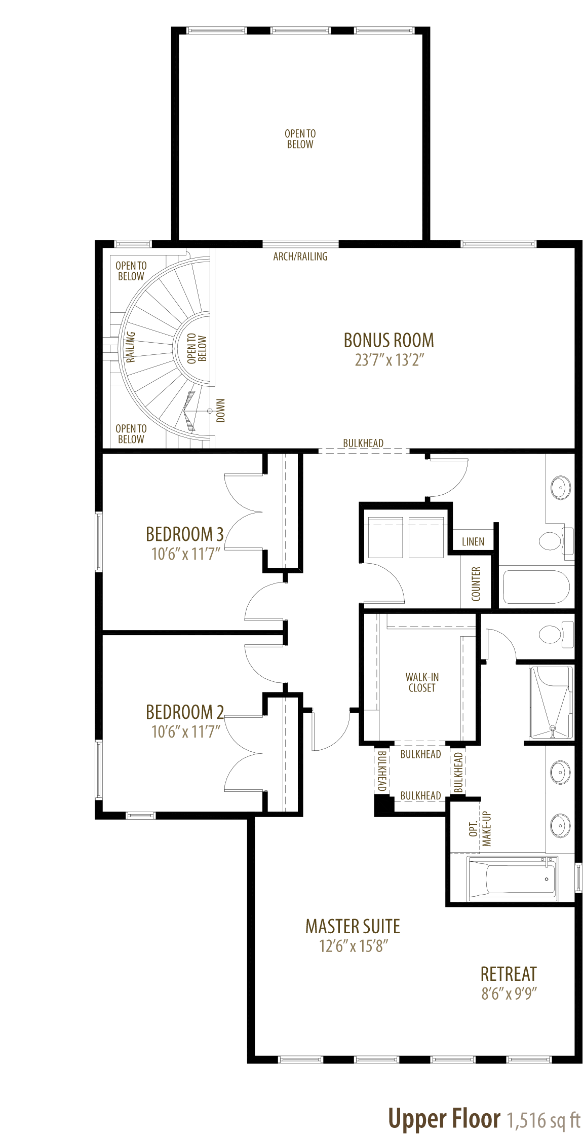 Abbott II Floorplan