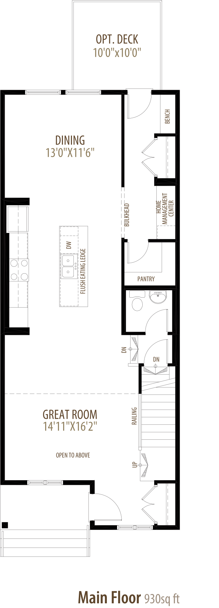 Arista Floorplan