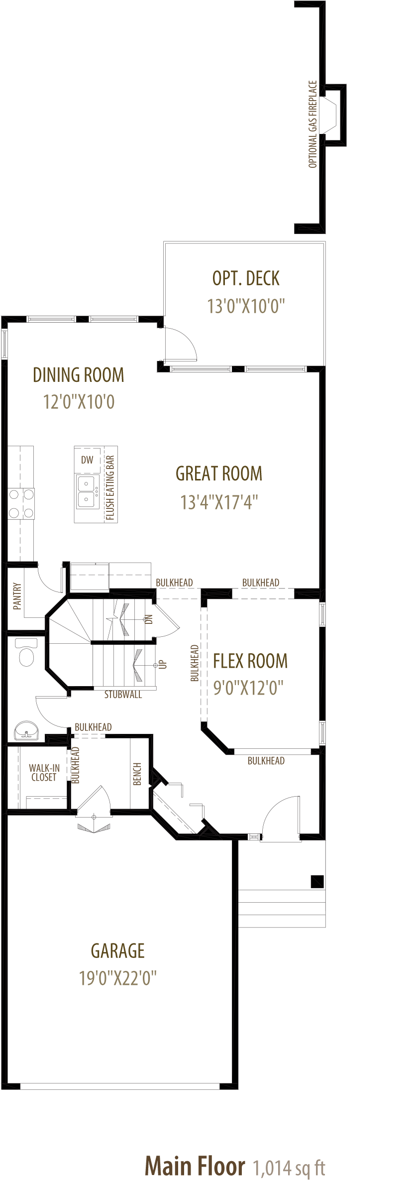 Arlington III Floorplan