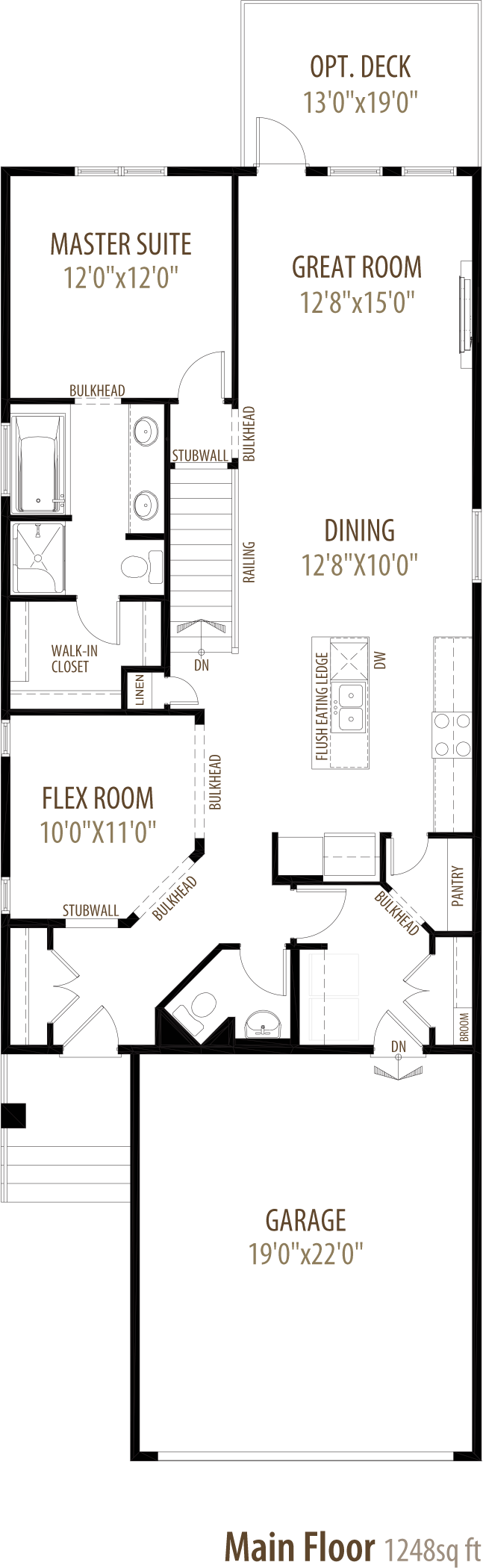 Barron Floorplan