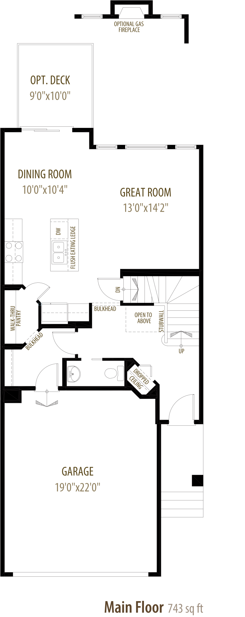 Bentley Floorplan