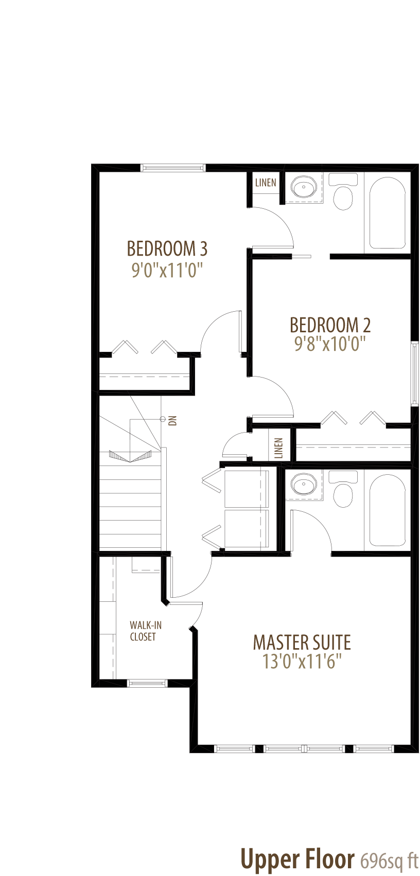 Blakely Floorplan
