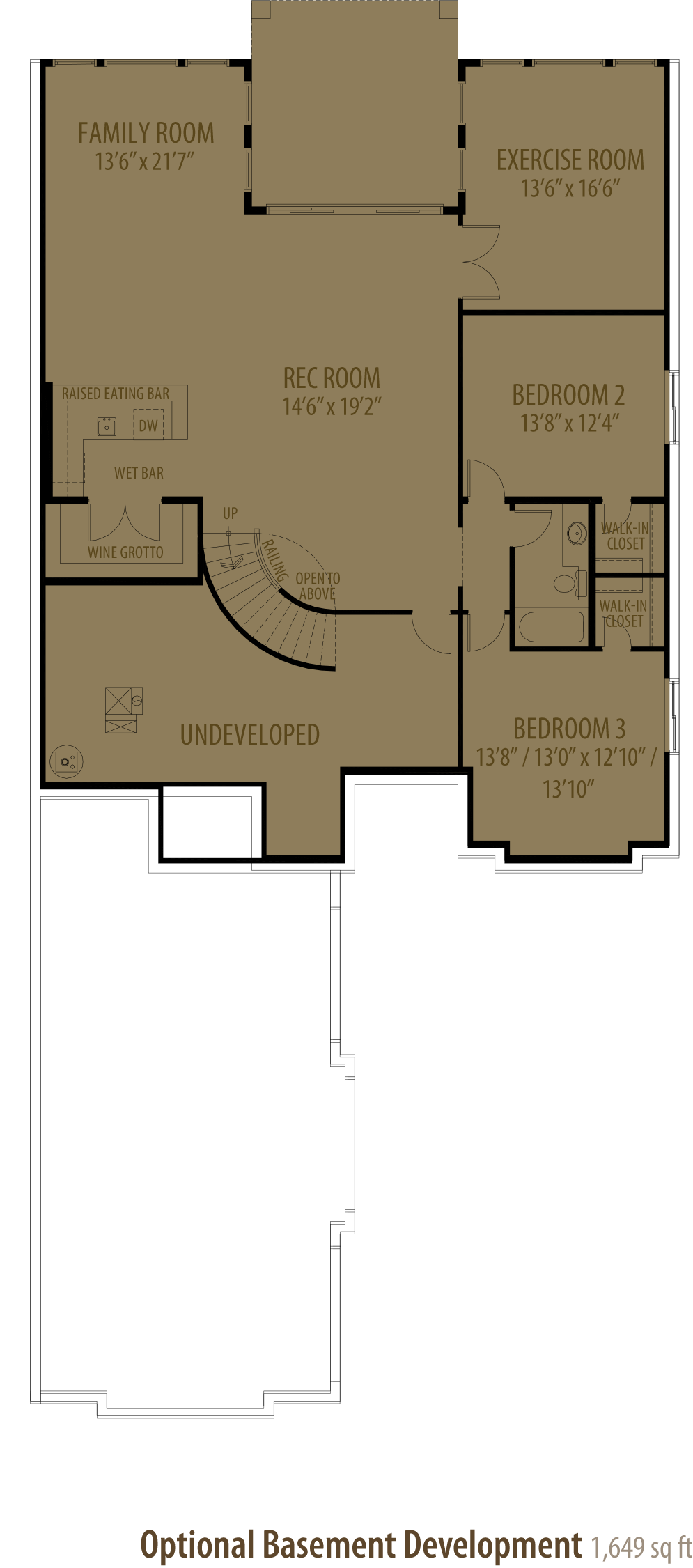 Bridgeport Floorplan