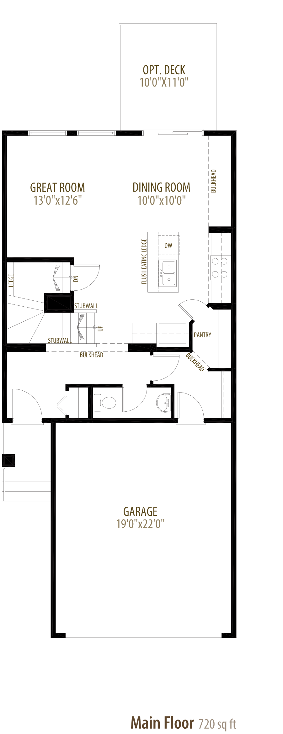 Bristow Floorplan