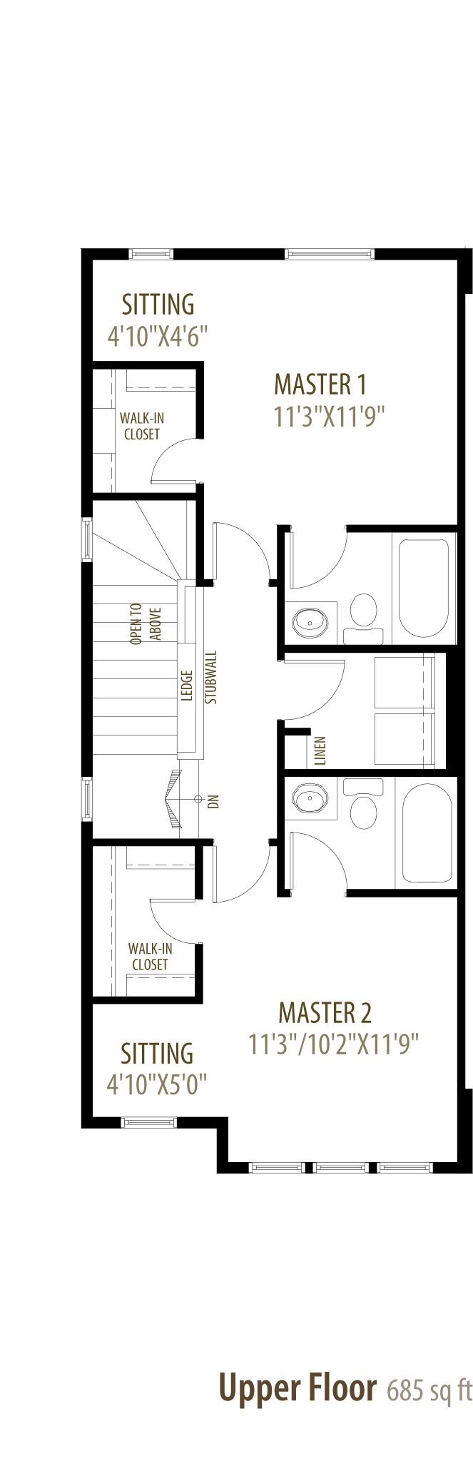 Carter Floorplan