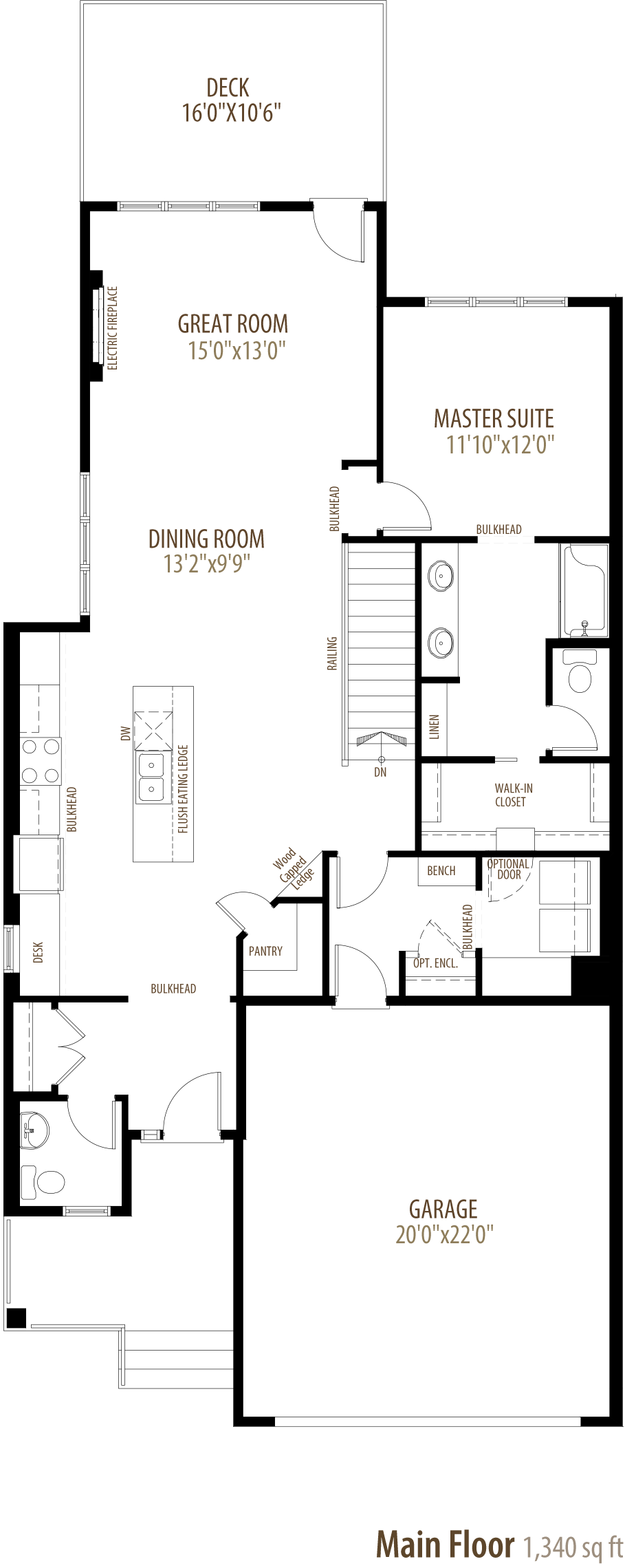 Connolly Floorplan