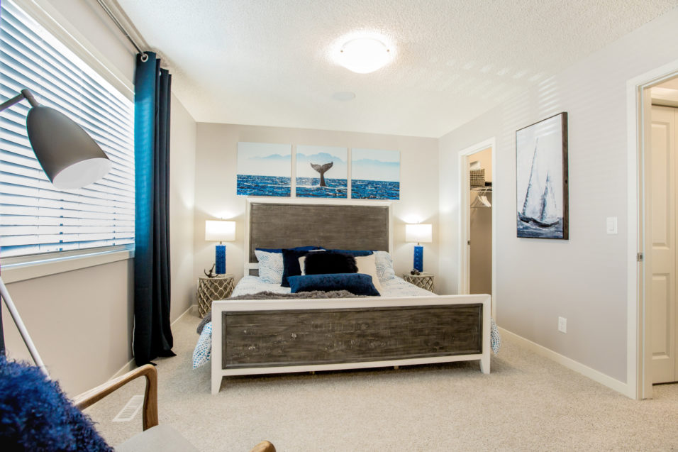 Morrison Homes Glenridding Dexter Showhome Masterbedroom 2018