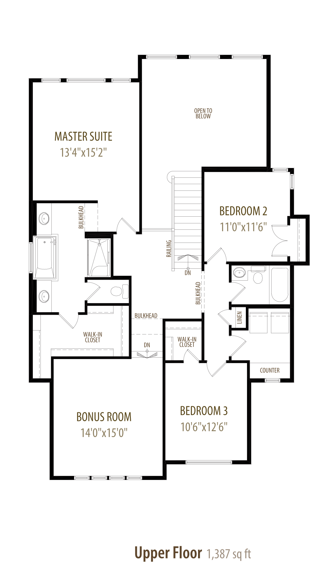 Ellsworth II Floorplan