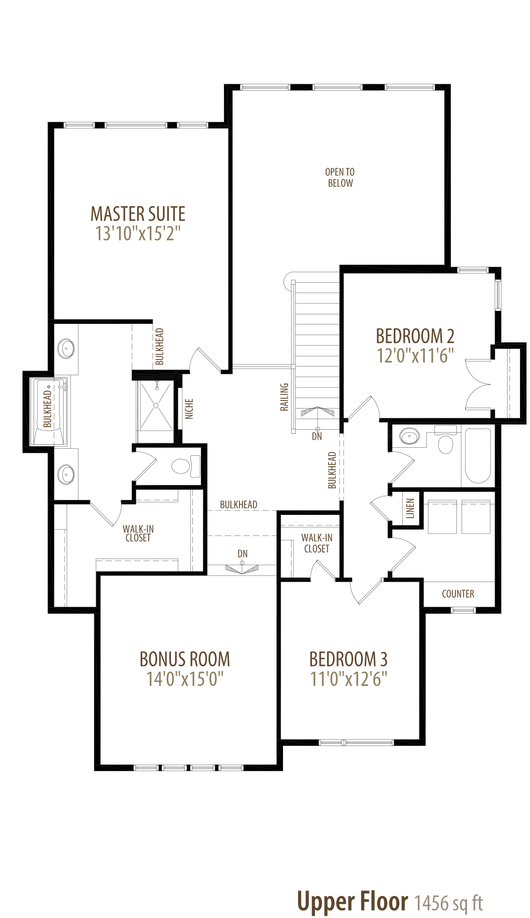 Ellsworth Floorplan