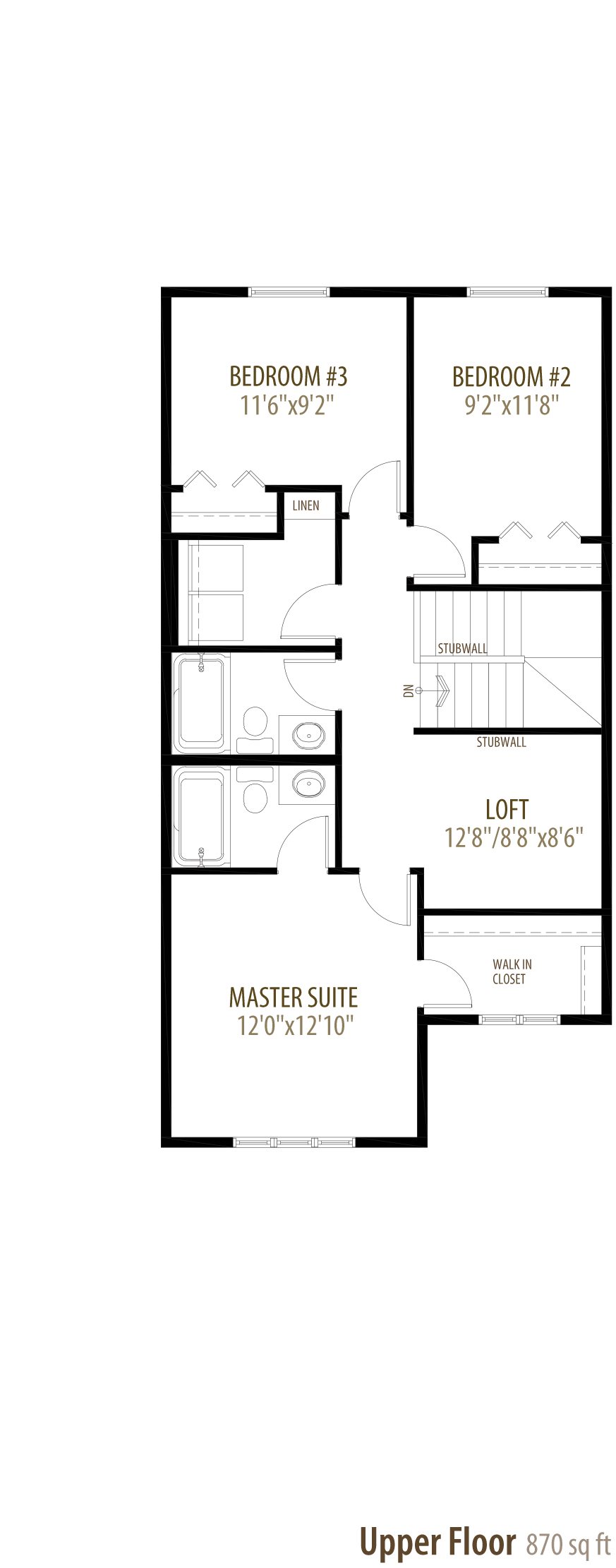 Explorer Floorplan