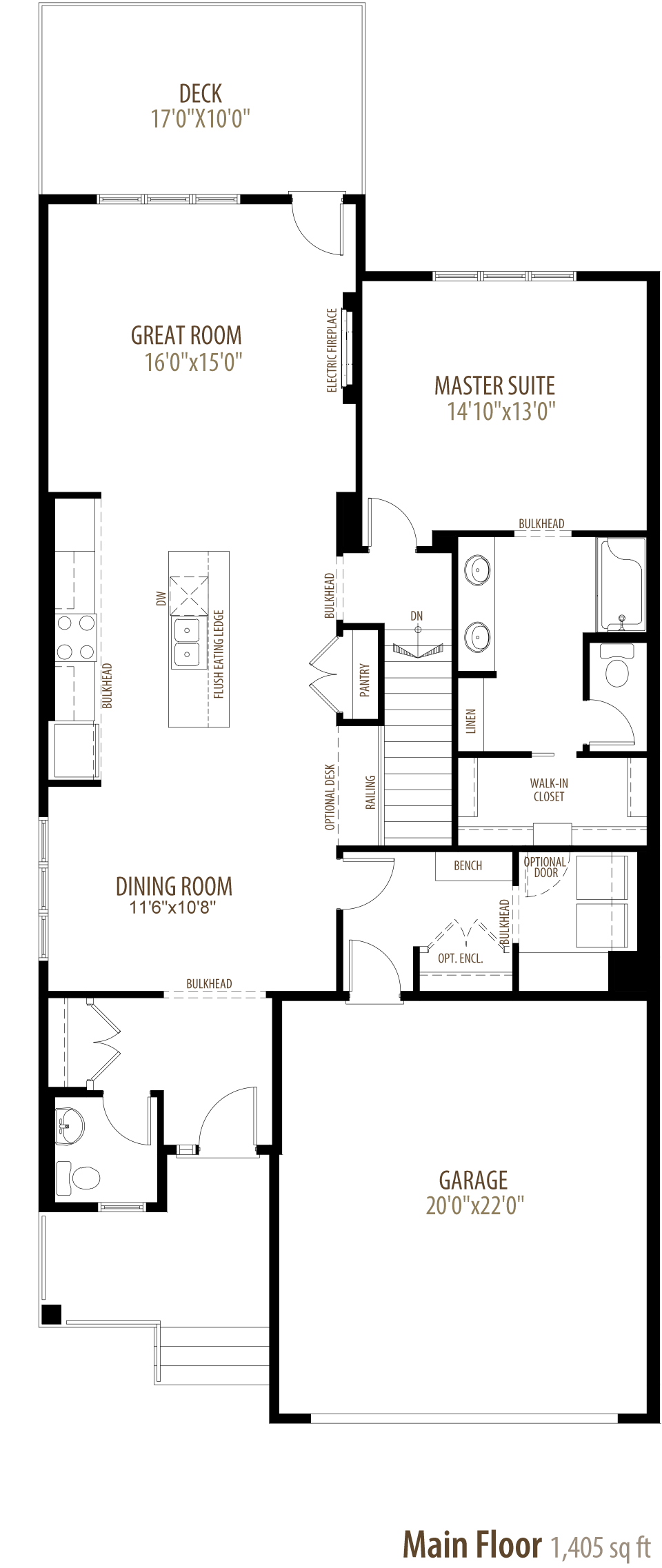Finley Floorplan