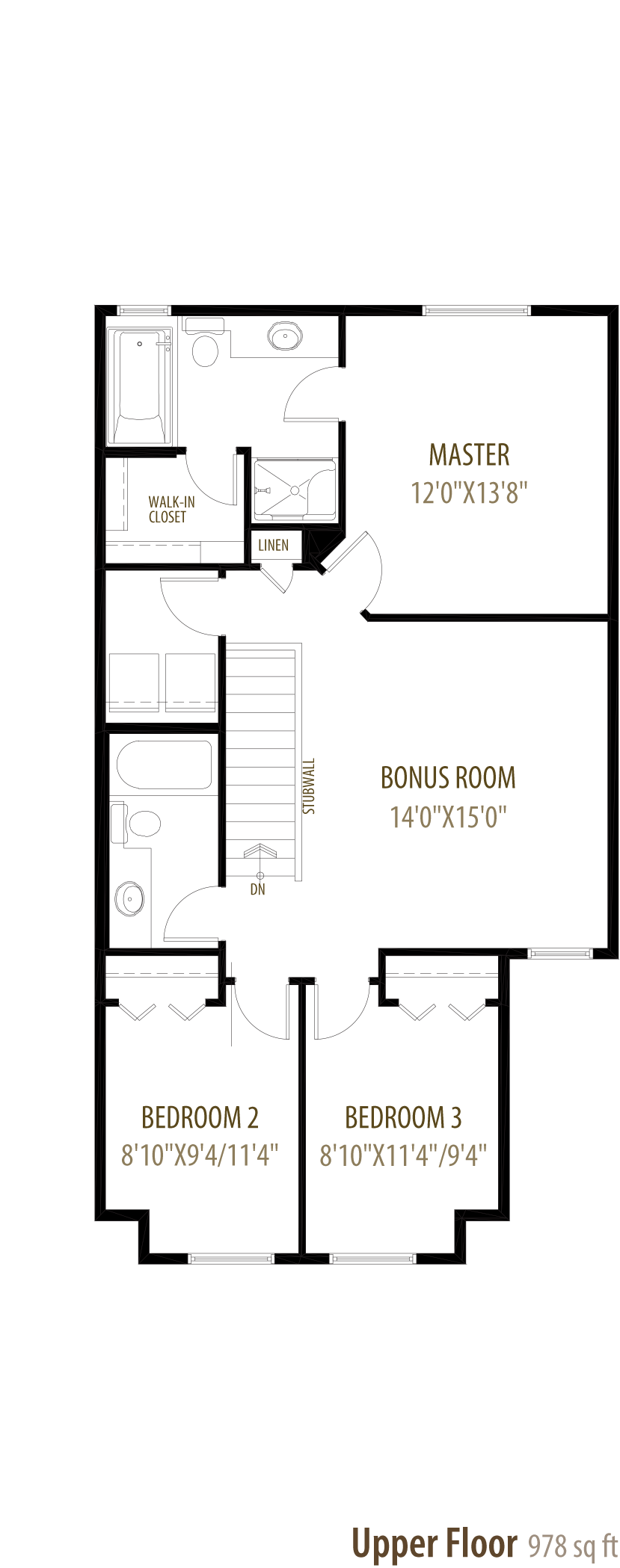 Harlow Floorplan