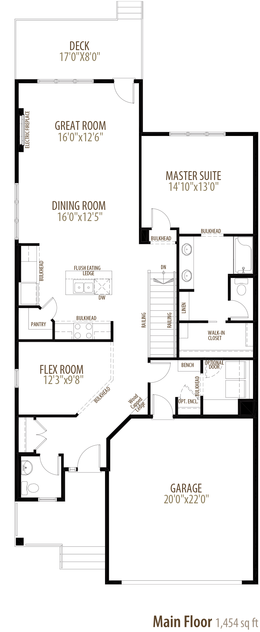 Heppner Floorplan