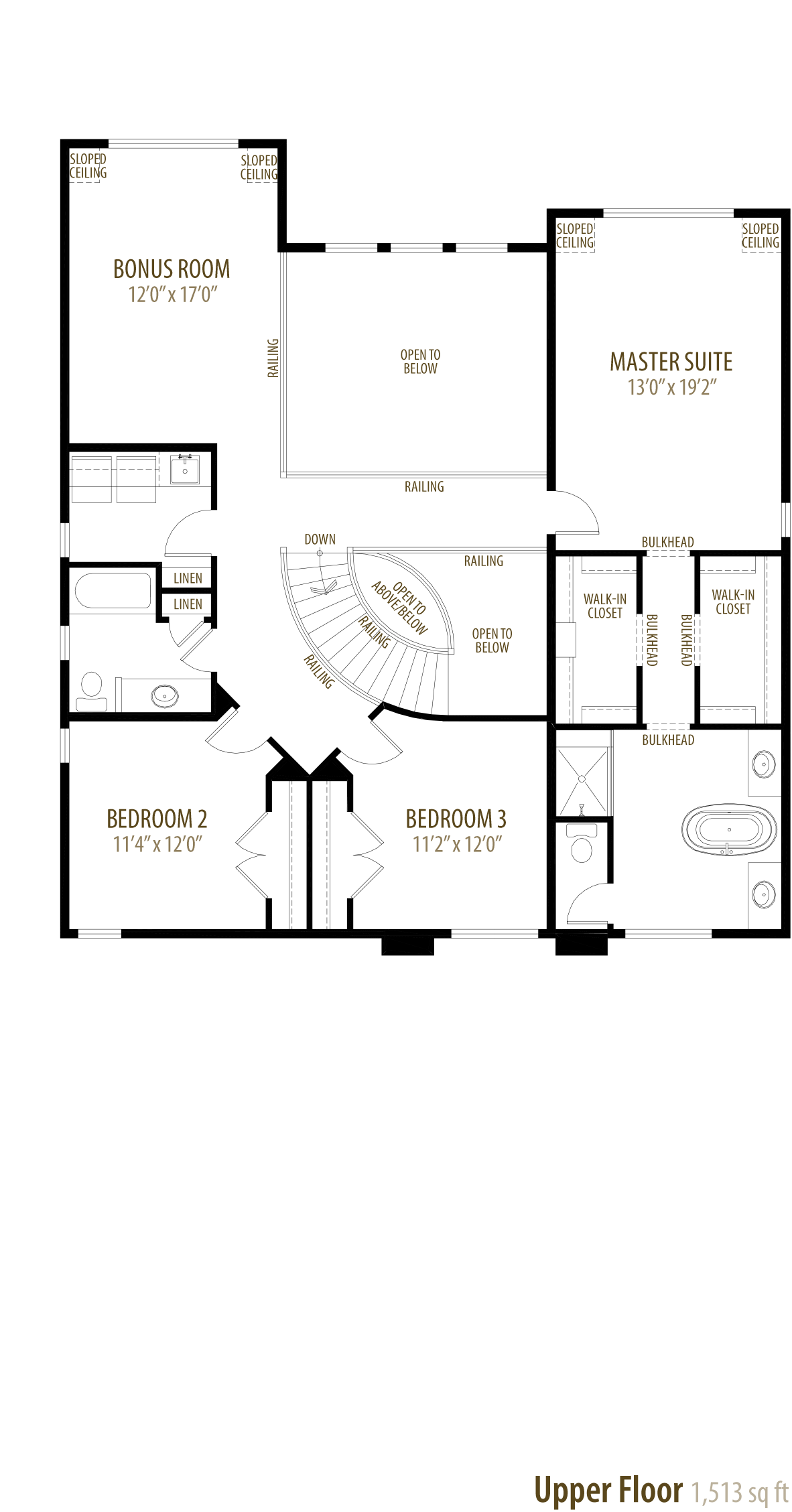 New Haven Floorplan