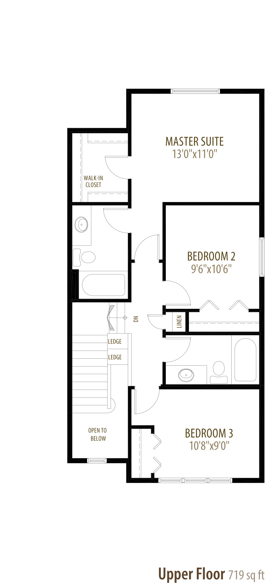 Soho Floorplan