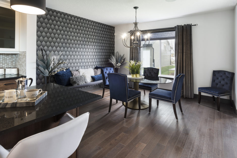 Morrisonhomes Walkersummit Sutton Showhome Dining 2017