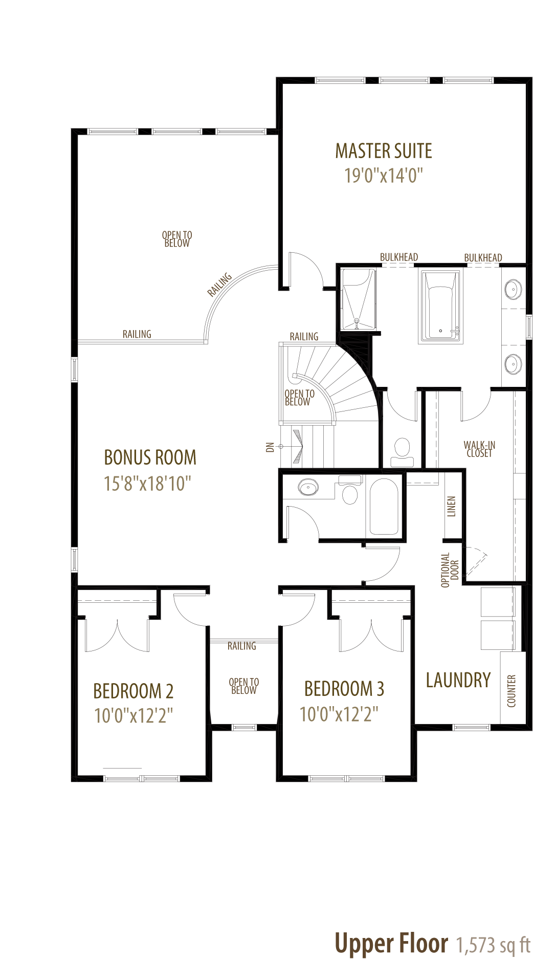 Vista Floorplan