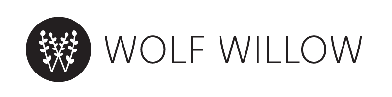 Wolf Willow Logo And Emblem2