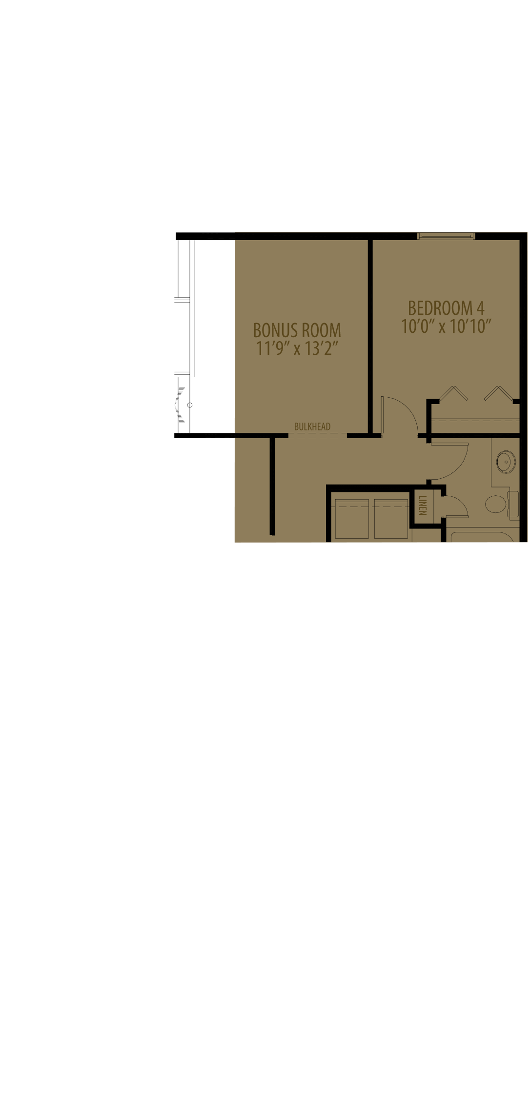 4Th Bedroom and Loft