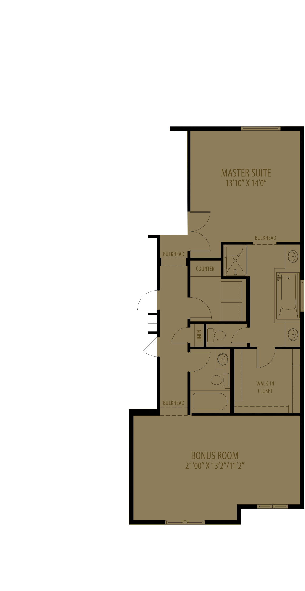 Revised Upper Floor
