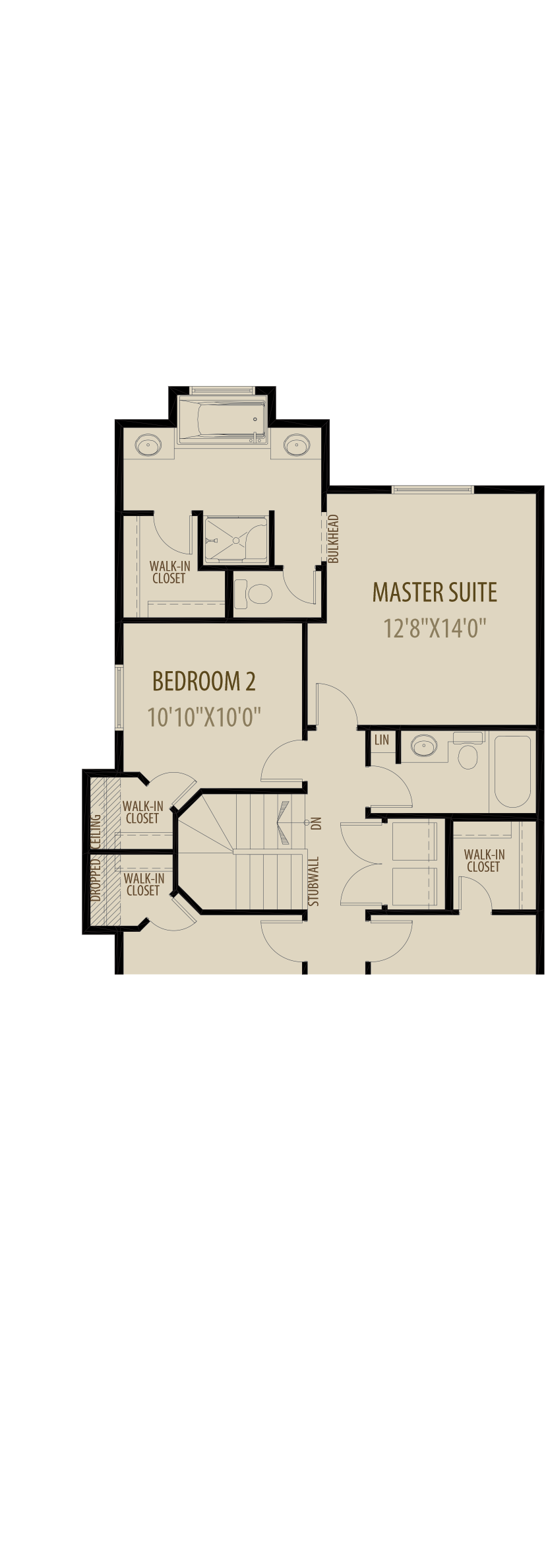 4Th Bedroom Adds 69Sq Ft