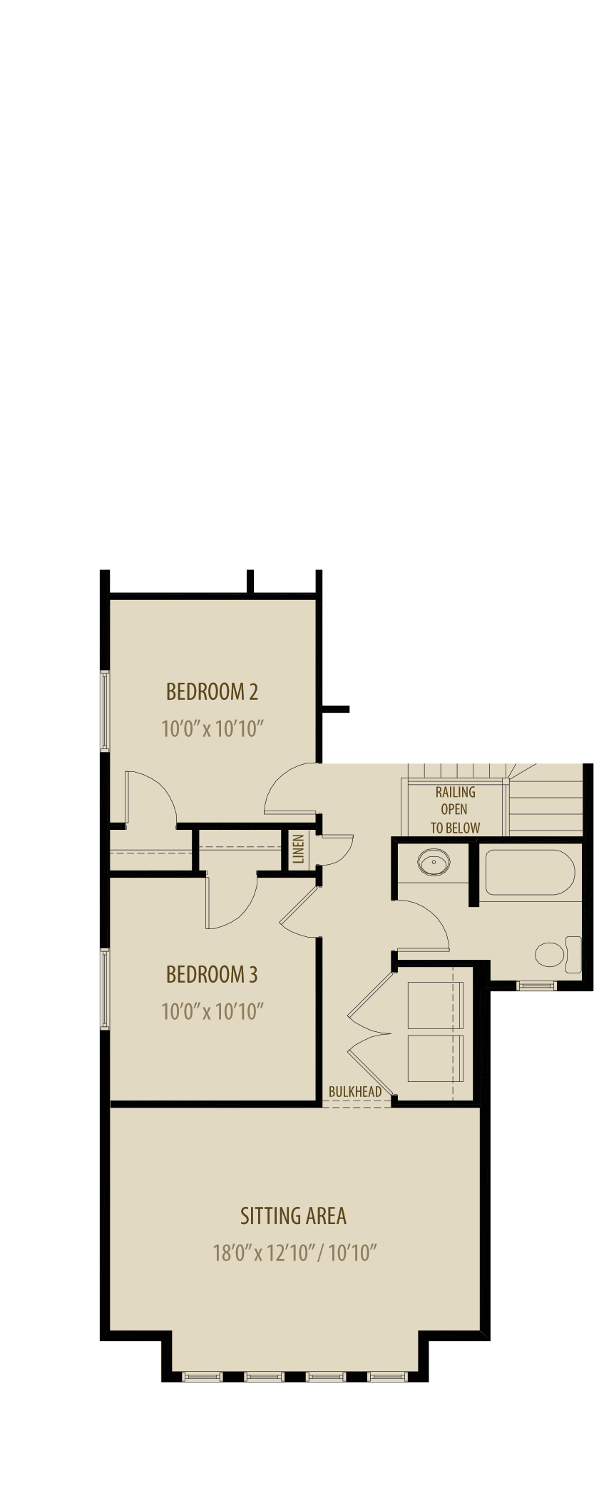 Option 6 Revised Upper Floor