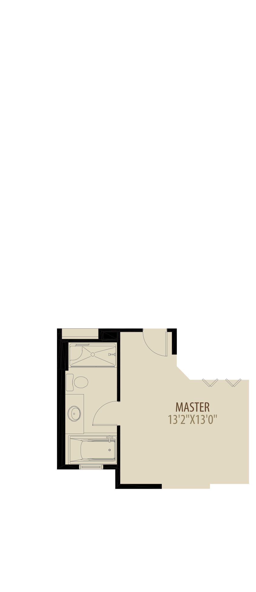 Master 2 Deluxe Ensuite