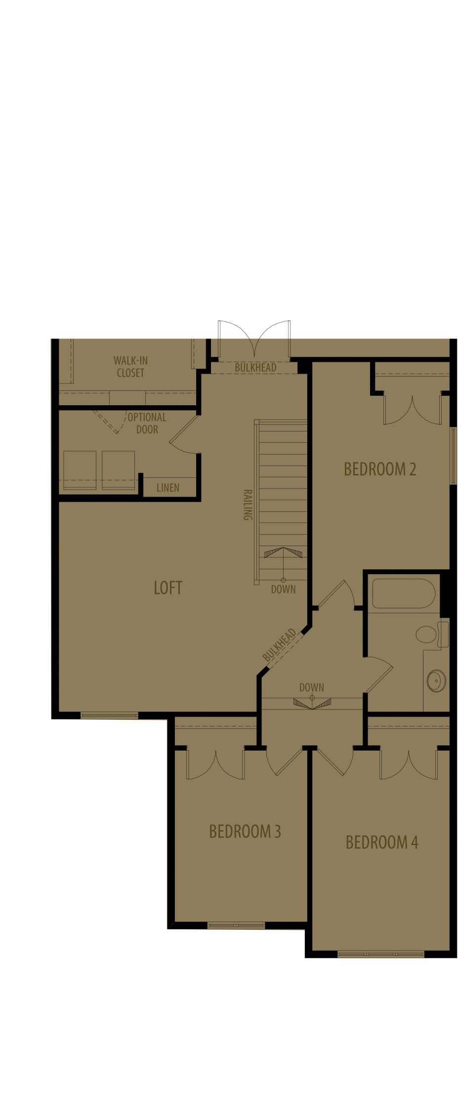 4Th Bedroom Loft