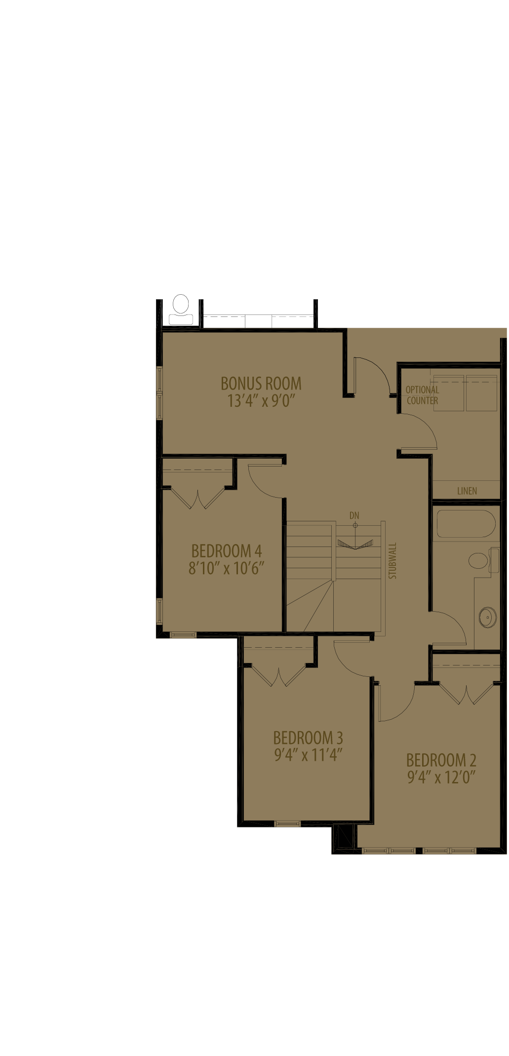 4Th Bedroom