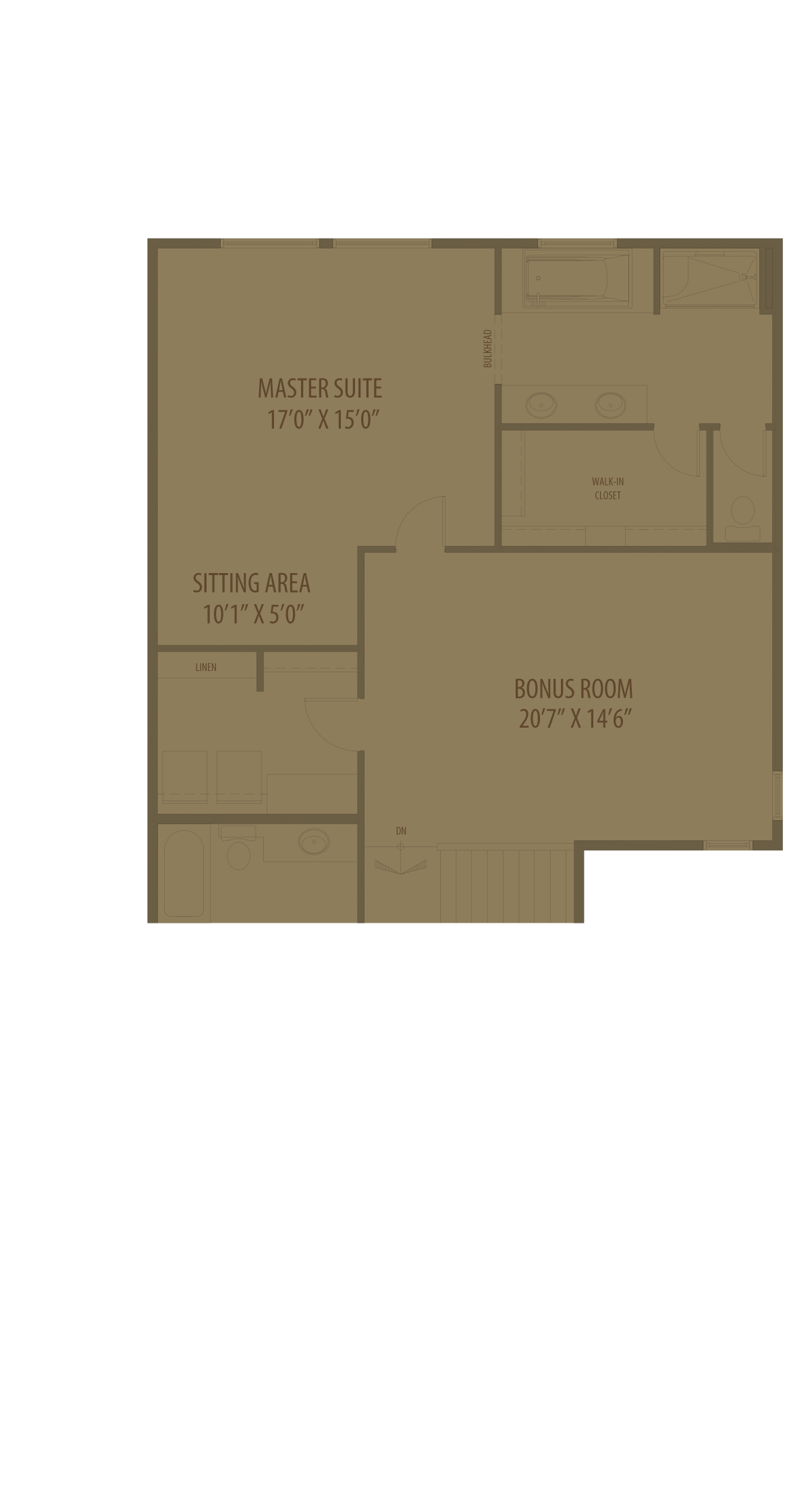 Centre Bonus Room