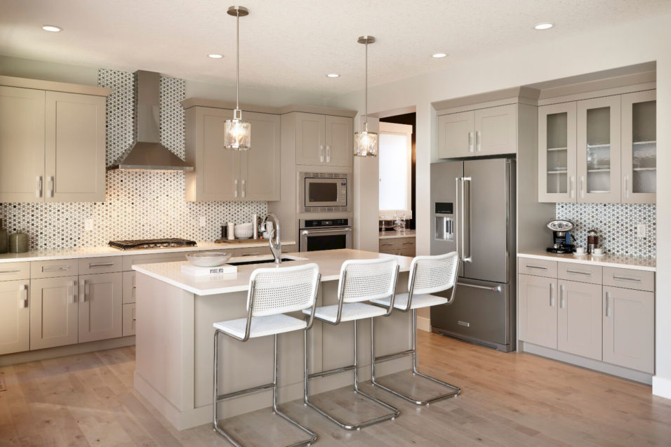 5 Morrisonhomes Mahogany Bakerii Showhome Kitchen 2018