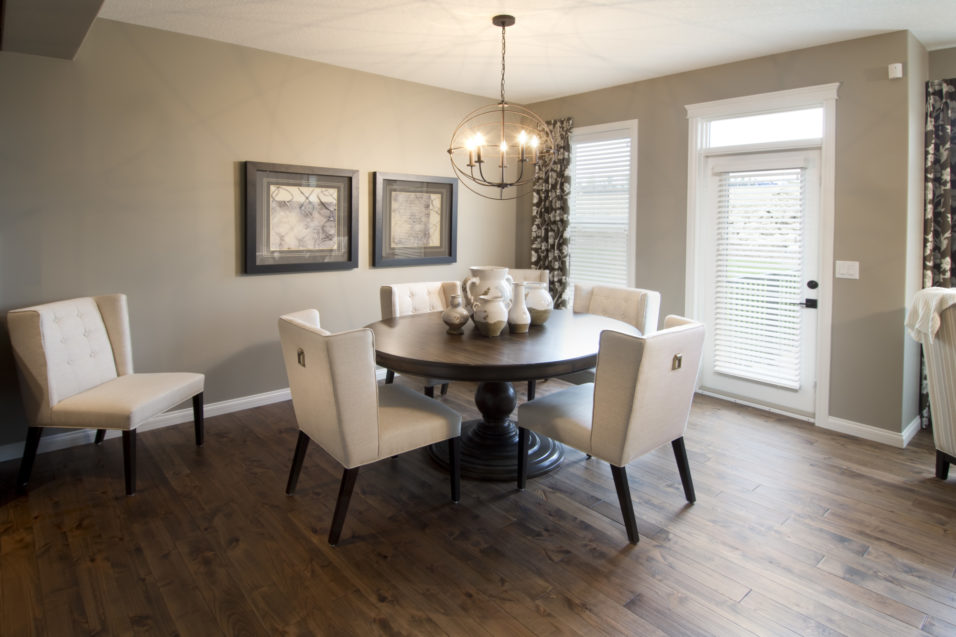 5 Morrisonhomes Nolanhill Cliffton Showhome Dining 2015