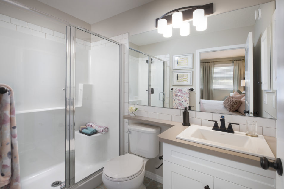 9 Morrisonhomes Belmont Blakely Showhome Ensuite 2018
