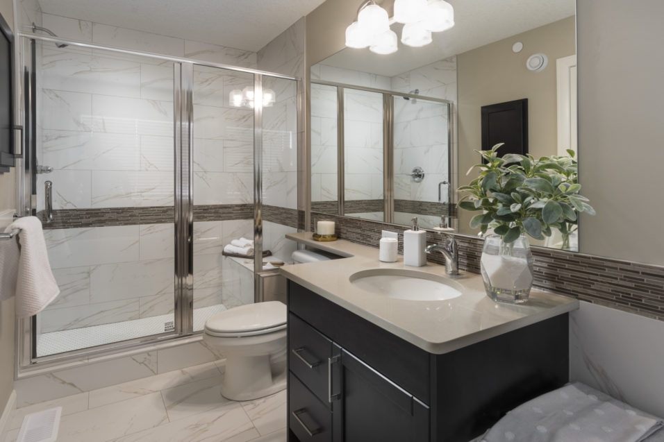 9 Morrisonhomes Livingston Aristashowhome Ensuite 2017
