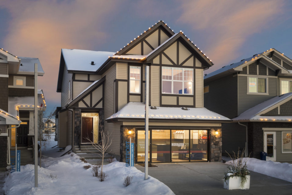 Morrisonhomes Chappelle Westport Showhome Exterior 2016