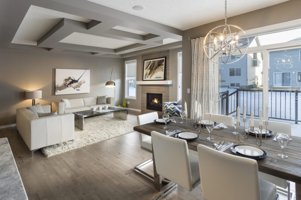 Morrisonhomes Chappelle Westport Showhome Greatroomdining 2016