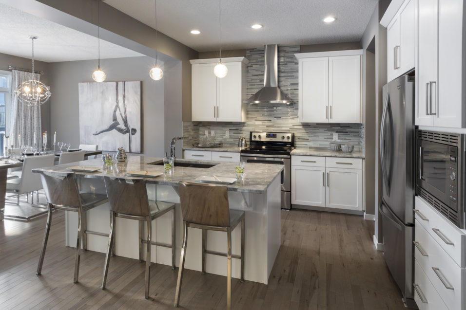 Morrisonhomes Chappelle Westport Showhome Kitchen2 2016