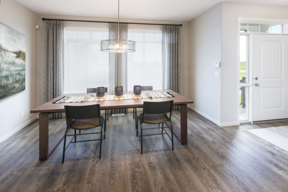 Morrisonhomes Darcy Kirkland Showhome Dining 2018