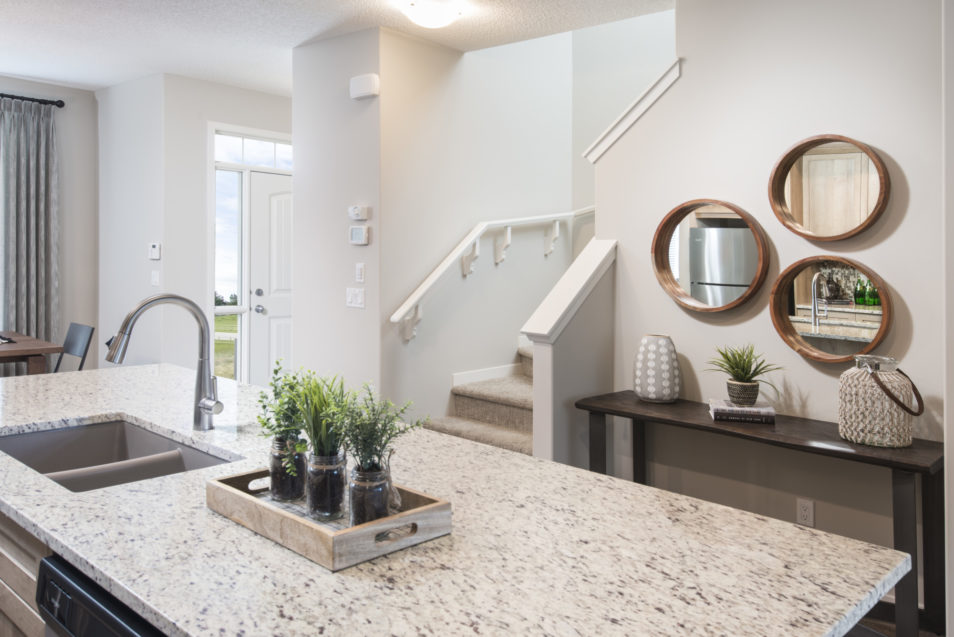 Morrisonhomes Darcy Kirkland Showhome Stairs 2018