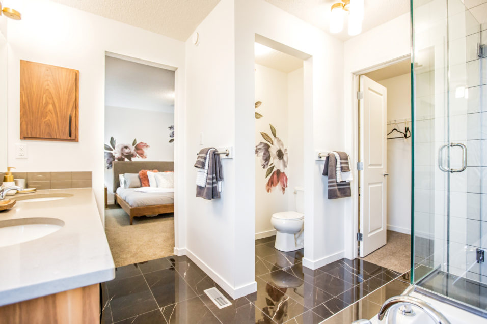 Morrisonhomes Glenridding Montgomery Showhome Ensuite 2018