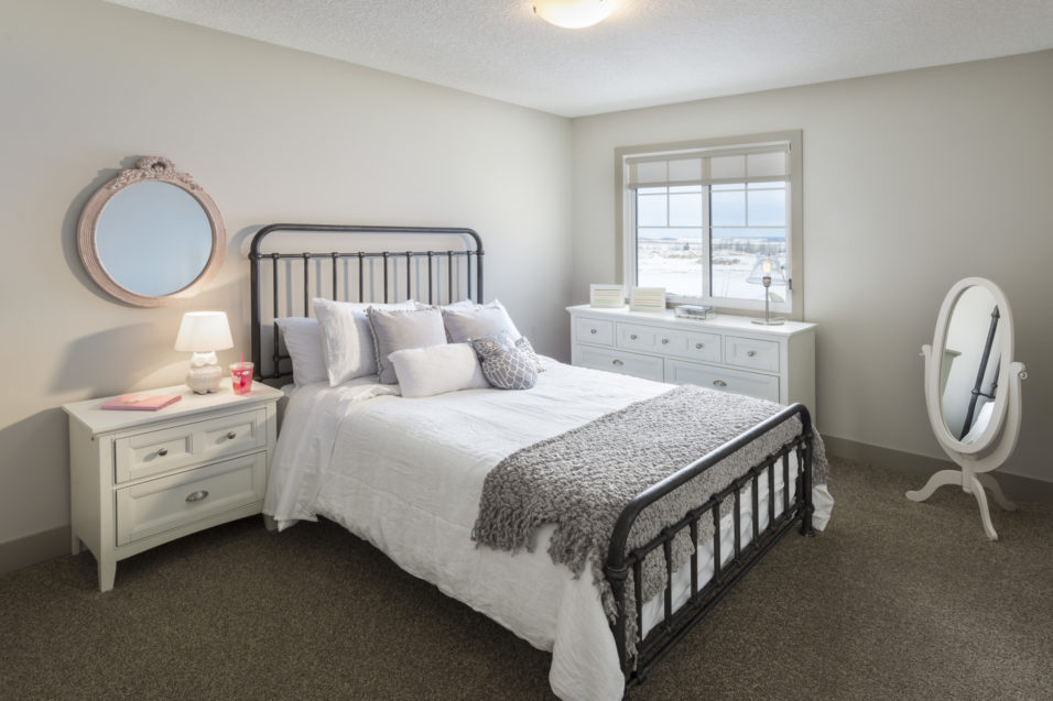 Morrisonhomes Hawksridge Everett Showhome Bedroom 2016
