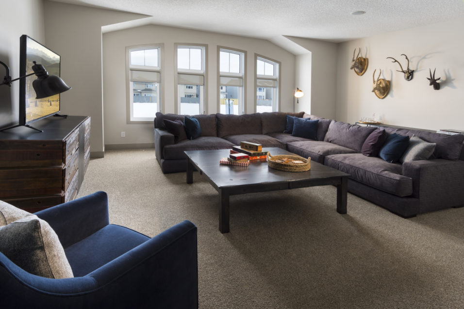 Morrisonhomes Hawksridge Everett Showhome Bonusroom 2016