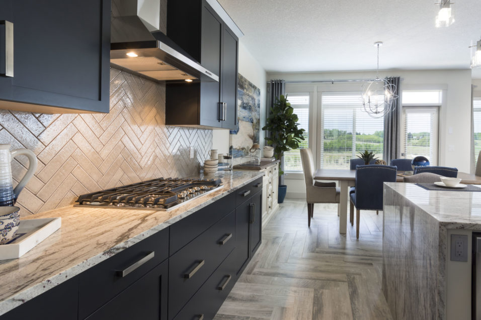 Morrison Homes Legacy Ellsworth Showhome Kitchen2 2016