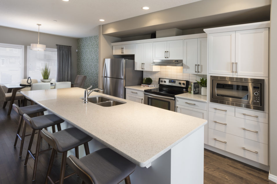 Morrisonhomes Livingston Jasper Showhome Kitchen 2017
