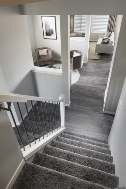 Morrisonhomes Livingston Oakland Showhome Stairs 2017