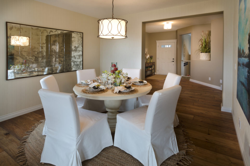Morrison Homes Mahogany Edworthy Showhome Flex Room 2013